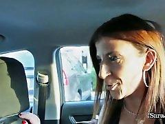 world record indian sex Milf Sara Jay fucks Her Hot Black Ride Share Driver!