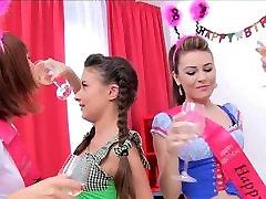 Teen Anal Gangbang 4x4 Timea Bella Anita Bellini Linda Sweet