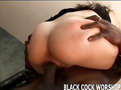Big black cocks make me cum the hardest