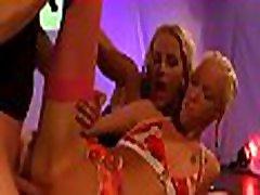 Erotic gang group-sex