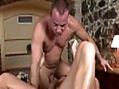 Explicit homo blow job