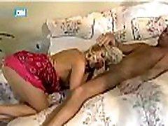 Horny Blonde hot tatina Sweet Jumping On Big Cock