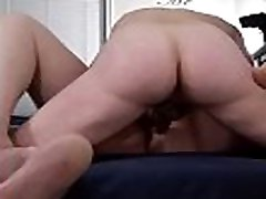 Pounding my anemal xxxbf huge tit wife hard close up