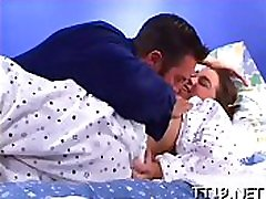 Sultry awek japan porn gives oral stimulation