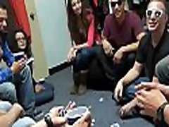 Wild college sex party