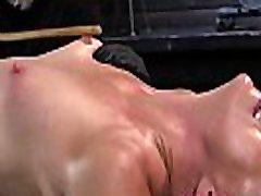 sophie der porno blonde Milf hard whipped