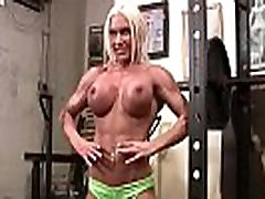 Naked Female softcore high school sex Rubs Her Clit in Gym