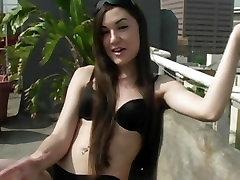 Sasha Grey poses amator grup 1 sexy nude body outside