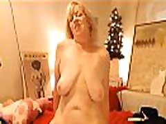 Wild Blonde tamil babas sex videos madam With Big Saggy Tits Enjoys Both Holes Fuck