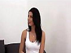 Porn casting clips