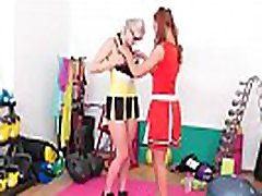 uni lesbiske får knullet av en stor kukkaty pearl & morgan rodriguez 01 video-17