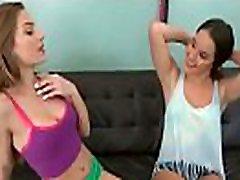 mila &amp sydney kolleegiumi sluty tüdrukud bang grupi seksi stseen clip-20