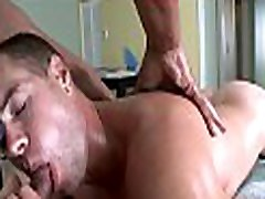 Gay naked male massage
