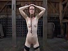 Servitude big o tits painfull whipped