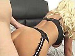 Sex-Crazed MILF Brittany Andrews cums HARD!