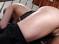 One in the mouth and one in the pussy, one cock aint enough for Brandi Lyons