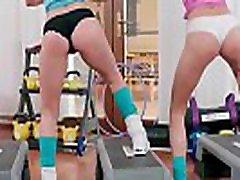 ntimate orgazmy dla siłowni lesbijkipaula shy & sybil kailena 010 moba-10