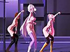 3D Big Tits Dance
