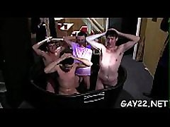 Gay chap massages