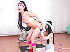 hula hoop hotties gauti sekso, fizinio katana & lady dee mov-16