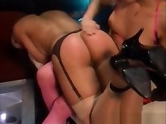 Hottest pornstars Porche Carrera and Cindy Crawford in best interracial, santi chudai video indian girl move sex scene