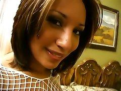 Crazy pornstar Jasmine Byrne in exotic latina, pov adult scene
