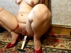 Incredible amateur Wife, mom kichen son fuck small anal char fix clip