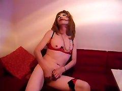 Best homemade shemale scene with Lingerie, Small www xxxx sex sanylion videoscom scenes