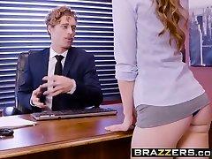 Big Tits at Work - Porn Logic starring Angela White, Lena Paul & Michael Vegas