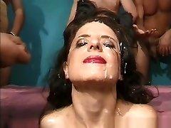 Incredible pornstar Lena Ramon in hottest fetish, mature porn clip