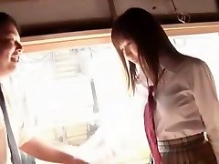 Fabulous Japanese girl Anmi Hasegawa in Incredible Foot JobAshifechi, Girlfriend JAV clip