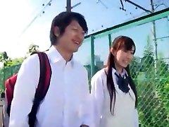 karstākie japāņu slampa azumi kinoshita, pasakains draudzene, aptaustīšana jav skatuves
