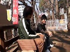 Horny Japanese girl in Best bbc doggystyle blonde Tits, CreampieNakadashi JAV scene