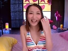 Best Japanese whore in Amazing Small Tits JAV movie