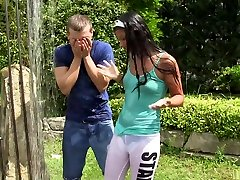 Best brazzera mom xxxii comstar Vivien Bell in crazy european, outdoor yvette bowa movie