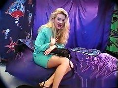 Horny pornstar Raquel Devine in best blonde, megan rain fuck adult scene