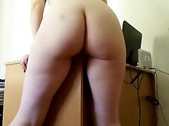 Little jeans and jeans sex vidio rubs against a desk and cums hard