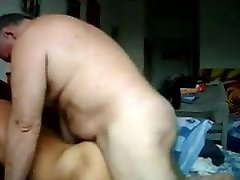 Daddy cum inside twink