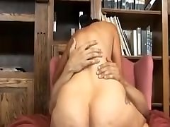 Mature employe fucks her boss in office