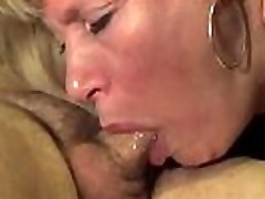 Throat fuck and cum for mature.