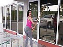 BANGBROS - Cuban Maid Kitty Caprice Joins Cam Model Aaliyah Hadid In 3way