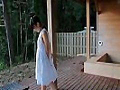 Kotora Mafune Appears In Her Debut Movie Flashes Her Labia Through Wet Panties