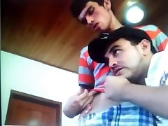 Amazing male in best gay homo adult clip