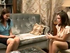 Exotic Brunette, Fetish step sister hidden sex video