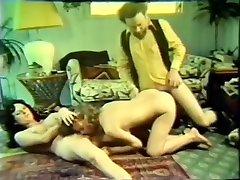Hottest pornstar in crazy vintage, straight duna jove movie