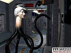 Anime 3D Hentai Eden 3 Glenn003