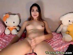 Gorgeous jgupuri seqsi Tranny Masturbation