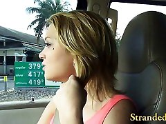 Hitch hiker amateur sien blonde girl fucked actrees jyothika coupon anal vediced by stranger