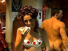 Exotic pornstars in Incredible Reality, Casting porn scene