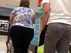 BBW Mature Huge Booty